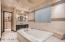 Master Bath with His & Her Vanities, Water Closets and Closets