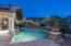 Guest House Pool Evening
