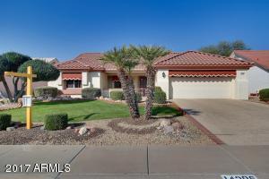 14206 W SKY HAWK Drive, Sun City West, AZ 85375