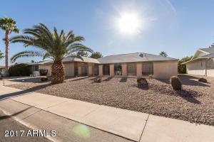 August Model, H769, Desert Landscape, Private Front Courtyard