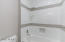 Hall Bath Shower/Tub