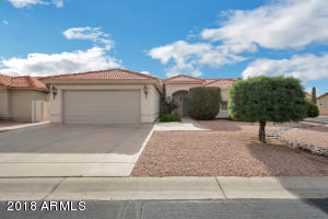 10543 E VOAX Drive, Sun Lakes, AZ 85248