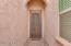 Iron Screen Door