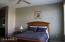 master bedroom top floor