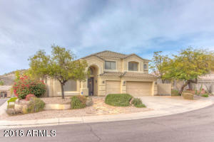 Foothills Home in a Culdesac