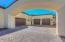 4 car garage (2/2) with paver auto court.