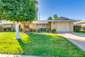 10705 W CARON Drive, Sun City, AZ 85351