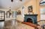 CHECKOUT THIS FIRE PLACE! OPEN CONCEPT FAMILY ROOM, KITCHEN, BREAKFAST ROOM!