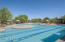 Clubhouse heated pool and spa.