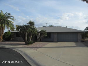12307 W PARKWOOD Drive, Sun City West, AZ 85375