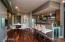 Kitchen- Virtually Staged