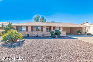 10405 W KELSO Drive, Sun City, AZ 85351