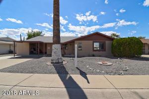 10147 W PINEHURST Drive, Sun City, AZ 85351