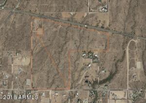 0 W Rockaway Hills Road, -, Morristown, AZ 85342