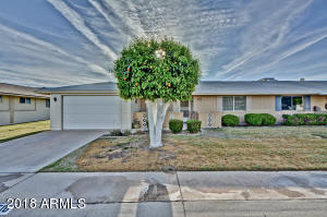 10516 W SARATOGA Circle, Sun City, AZ 85351