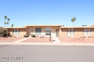9906 W CEDAR Drive, Sun City, AZ 85351