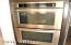 Stainless Double Ovens