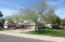 Front on large lot with mature landscaping.