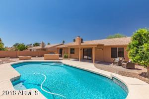 Pebble Sheen Pool, Covered Patio, Built-in Grill, Fire Pit, Lots of Pavers!