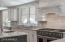 Custom Hand made Italian Cabinetry and Viking Appliances.