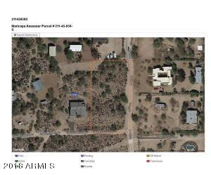 6344 E RANCHO DEL ORO Drive, -, Cave Creek, AZ 85331