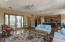 Family Room w/Kitchen view