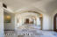 Hallway and Wine Room