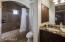 Upstairs Office Bathroom