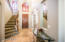 Elegant, 2 story foyer