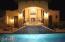 Cabana bathroom shower + Outdoor shower, Cabana Spa, Luxury Pool, Waterfall & more 20759 N 102nd St - Scottsdale, AZ 85255 Arizona's Premier Private Golf Community, Silverleaf | Custom Estate by the renowned: Dale Gardon (Architect) | Salcito Homes (Builder)