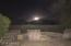 Full moon rising over the McDowell saddle. Turn on the fire pit add friends and wine and complete this picture.