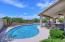 Private, Quiet Lot w/ View Fencing! Heated Pool & Spa!