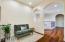 "Flex space loft area between upgraded ""Guest suite"" addition & Bedroom 4 (see floorplan under documents)"