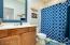 Full bathroom of Guest suite
