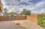 Huge side yard w/ RV gate