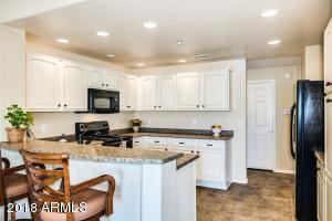 Light and Bright with lots of cabinets