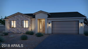 Twilight rendering. Previously Built Spec home.