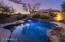 Can you imagine enjoying this pool on our hot summer days!