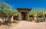 Contemporary styling and the grand entrance for this gated 7 acre estate