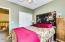 Bedroom 3 Features Double Closet