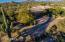 Hilltop residence with no HOA, no steps, and backing to large 5 acre parcels with beautiful unpsoiled desert. Also, a cul-de-sac street with little traffic. Quiet, private and classy!