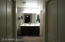 Master Bedroom Bath with Two Walk-in Closets