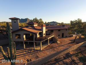 Your Desert Mountain Estate in the heart of Cave Creek awaits