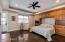 Master Bedroom built in storage