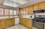 *Open + Bright Kitchen w/ All Appliances conveying!*