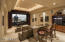 Custom Commercial Grade Theatre off Game room - very private, quiet and state of the art equipment!