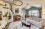 Stunning living/ dining room combo greet your guests!