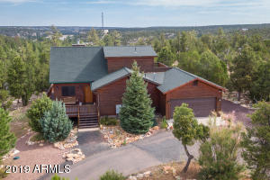 3355 STONE BRIDGE Trail, Heber, AZ 85928
