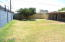 large irrigated lot