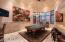 BILLIARD ROOM OR MANCAVE, SEPARATE EQUIPPED WET BAR